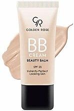 Düfte, Parfümerie und Kosmetik BB Creme - Golden Rose BB Cream Beauty Balm