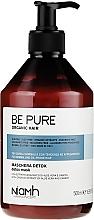 Düfte, Parfümerie und Kosmetik Detox-Haarmaske für fettiges Haar - Niamh Hairconcept Be Pure Detox Mask