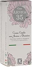 Düfte, Parfümerie und Kosmetik Fußcreme mit Arnika und Diosmin - Arnica 35