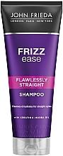Düfte, Parfümerie und Kosmetik Glättendes Shampoo für widerspenstiges Haar - John Frieda Frizz-Ease Flawlessly Straight Shampoo