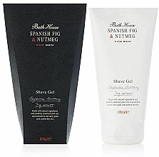 Düfte, Parfümerie und Kosmetik Bath House Spanish Fig and Nutmeg - Rasiergel