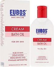 Düfte, Parfümerie und Kosmetik Badeöl für trockene Haut - Eubos Med Basic Skin Care Cream Bath Oil For Dry Skin