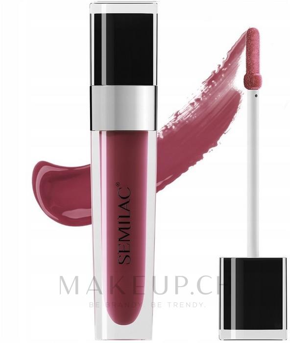 Lipgloss - Semilac Candy Lips Gloss — Bild 527 - Burgundy