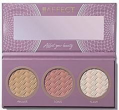 Düfte, Parfümerie und Kosmetik Konturierpalette für das Gesicht - Affect Cosmetics Contour Palette 2