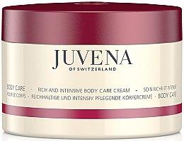 Düfte, Parfümerie und Kosmetik Reichhaltige und intensiv pflegende Körpercreme - Juvena Body Luxury Adoration Rich and Intensive Body Care Cream