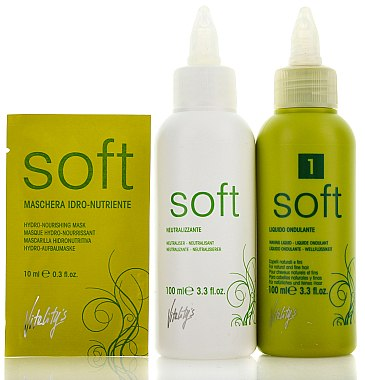 Dauerwelle-Set - Vitality's Soft №1