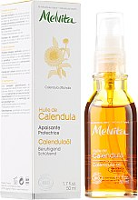 Düfte, Parfümerie und Kosmetik Beruhigendes und schützendes Ringelblumenöl für Körper und Gesicht - Melvita Huiles De Beaute Calendula Oil