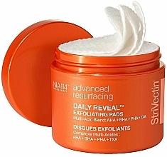Düfte, Parfümerie und Kosmetik Exfolierende Wattepads 60 St. - Strivectin Advanced Resurfacing Daily Reveal Exfoliating Pads