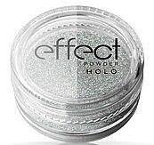 Düfte, Parfümerie und Kosmetik Nagelpuder - Ronney Professional Holo Effect Nail Art Powder