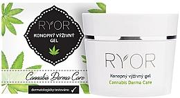 Düfte, Parfümerie und Kosmetik Gel für trockene Haut mit Hanf - Ryor Cannabis Derma Care