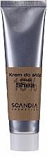 Düfte, Parfümerie und Kosmetik Fußcreme mit 15% Sheabutter - Scandia Cosmetics Foot Cream 15% Shea Butter