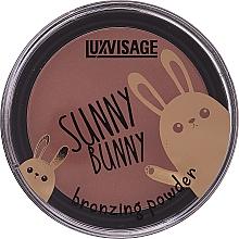 Düfte, Parfümerie und Kosmetik Bronzierpuder - Luxvisage Sunny Bunny Bronzing Powder