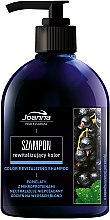 Düfte, Parfümerie und Kosmetik Regenerierendes Shampoo für gefärbtes Haar - Joanna Professional Color Revitalizing Shampoo