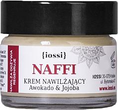 Düfte, Parfümerie und Kosmetik Feuchtigkeitsspendende Gesichtscreme mit Avocado- und Jojobaöl - Iossi NAFFI Cream