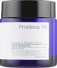 Düfte, Parfümerie und Kosmetik Intensiv revitalisierende Gesichtscreme mit Sheabutter - Pyunkang Yul Intensive Repair Cream