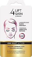 Düfte, Parfümerie und Kosmetik Augenpatches mit Kollagen und Goldpartikeln - Lift4Skin Hydrogel Under-Eye Patches Collagen and Gold