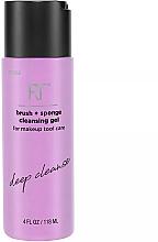 Düfte, Parfümerie und Kosmetik Reinigungsgel für Make-up Pinsel und Schminkschwämme - Real Techniques Brush + Sponge Cleansing Gel
