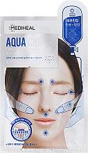 Düfte, Parfümerie und Kosmetik Beruhigende Gesichtsmaske - Mediheal Aqua Chip Circle Point Mask