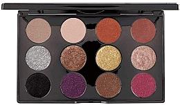 Düfte, Parfümerie und Kosmetik Lidschattenpalette - Pur Defense Anti-Pollution Eyeshadow Palette