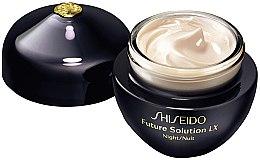 Luxuriöse intensiv regenerierende Nachtcreme - Shiseido Future Solution LX Total Regenerating Cream — Bild N5