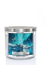 Düfte, Parfümerie und Kosmetik Duftkerze Northern Lights im Glas - Kringle Candle Northern Lights