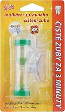 Düfte, Parfümerie und Kosmetik Zahnreinigung-Timer grün - VitalCare White Pearl Smile Indicator Proper Toothbrushing