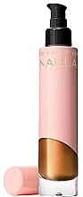 Düfte, Parfümerie und Kosmetik Highlighter für den Körper mit Bronzeperlen - Nabla Body Glow Max Relax Body Highlighter