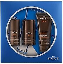 Düfte, Parfümerie und Kosmetik Körperpflegeset - Nuxe Men (Roll-on Deodorant 50ml + Multifunktions-Feuchtigkeitsgel 50ml + Multifunktions-Duschgel 100ml)
