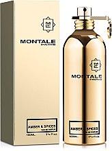 Düfte, Parfümerie und Kosmetik Montale Amber & Spices - Eau de Parfum