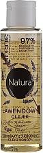 Düfte, Parfümerie und Kosmetik Lavendelöl für Gesicht und Augen zum Abschminken - Lirene Natura Makeup Remover Oil