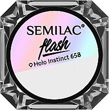 Düfte, Parfümerie und Kosmetik Nagelgel zum Verzieren - Semilac Flash
