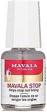 Nagellack gegen Nägelkauen - Mavala Stop — Bild N2