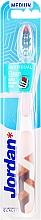 Düfte, Parfümerie und Kosmetik Zahnbürste mittel Individual Clean beige-weiß - Jordan Individual Clean Medium