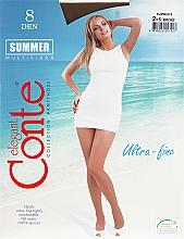 Düfte, Parfümerie und Kosmetik Strumpfhose für Damen Summer 8 Den Bronz - Conte