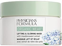 Düfte, Parfümerie und Kosmetik Lifting-Maske mit Mädesüß-Extrakt für strahlende Gesichtshaut - Physicians Formula Organic Wear Lifting & Glowing Mask