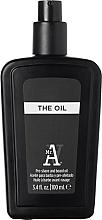 Düfte, Parfümerie und Kosmetik Pflegendes Preshave- und Bartöl - I.C.O.N. MR. A. The Oil