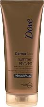 Düfte, Parfümerie und Kosmetik Körperlotion - Dove Derma Spa Summer Dark Revived Body Lotion