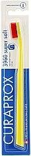 Düfte, Parfümerie und Kosmetik Zahnbürste extra weich CS 3960 gelb-rot - Curaprox