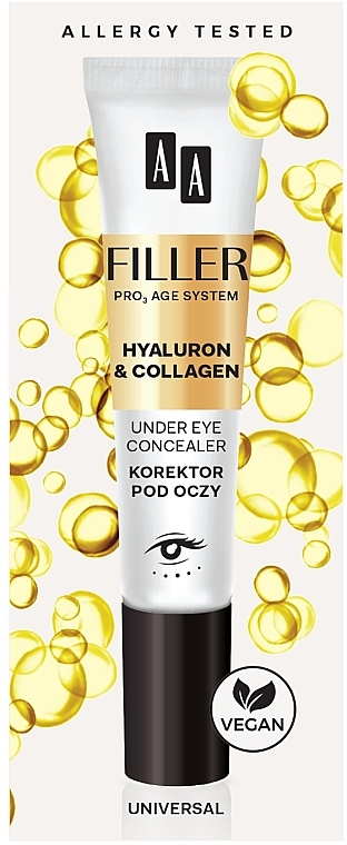 Augen-Concealer - AA Filler Under Eye Concealer