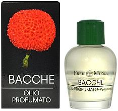 Düfte, Parfümerie und Kosmetik Frais Monde Mallow And Hawthorn Berries Perfume Oil - Parfümiertes Öl mit Malvenblüten und Weißdornbeeren