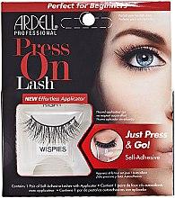 Düfte, Parfümerie und Kosmetik Künstliche Wimpern - Ardell Press On Lash Wispies Black