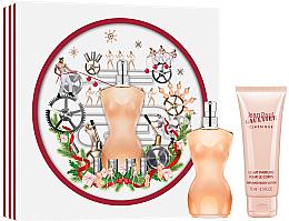 Düfte, Parfümerie und Kosmetik Jean Paul Gaultier Classique - Duftset (Eau de Toilette 50ml + Körperlotion 75ml)