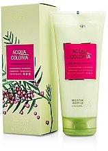 Düfte, Parfümerie und Kosmetik Maurer & Wirtz 4711 Acqua Colonia Pink Pepper & Grapefruit - Körperlotion