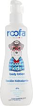 Düfte, Parfümerie und Kosmetik Körperlotion mit Aloe Vera und Sheabutter - Roofa Cool Kids Body Lotion