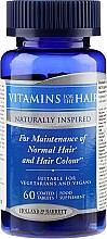 Düfte, Parfümerie und Kosmetik Nahrungsergänzungsmittel Vitamin- und Mineralkomplex für das Haar 60 St. - Holland & Barrett Vitamins For The Hair