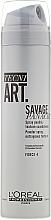 Düfte, Parfümerie und Kosmetik Texturierender Puderspray für mehr Volumen mit starkem Halt - L'Oreal Professionnel Tecni.art Savage Panache