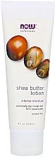 Düfte, Parfümerie und Kosmetik Körperlotion mit Sheabutter - Now Foods Solutions Shea Butter Lotion