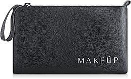 Düfte, Parfümerie und Kosmetik Kosmetiktasche schwarz 21x12 cm - MakeUp