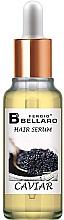Düfte, Parfümerie und Kosmetik Pflegendes und feuchtigkeitsspendendes Haarserum mit Kaviarextrakt - Fergio Bellaro Hair Serum Caviar