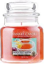 Düfte, Parfümerie und Kosmetik Duftkerze im Glas Passion Fruit Martini - Yankee Candle Passion Fruit Martini Jar